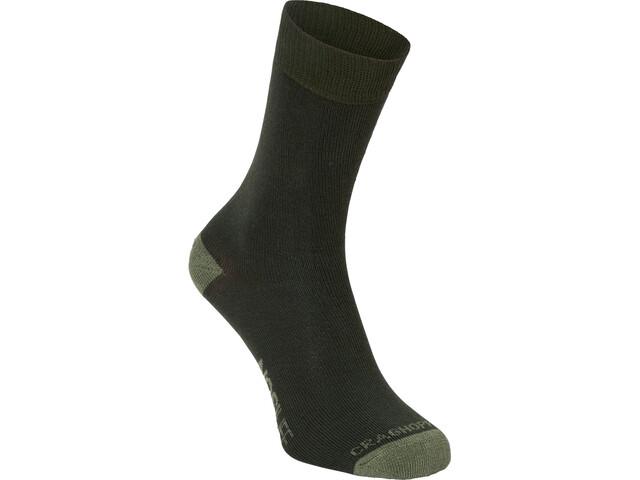 Craghoppers Single NosiLife Travel Socks Herr parka green/dry grass